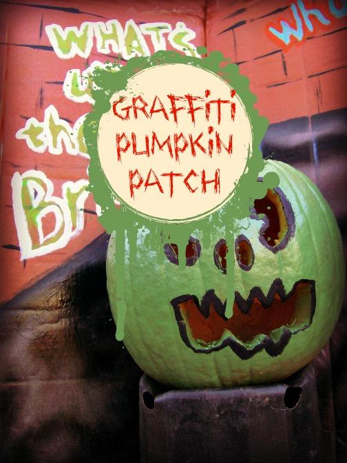 Teen Project - Graffitti Pumpkin Patch-StowandTellU