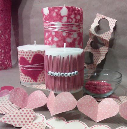 Valentine's decorating ideas