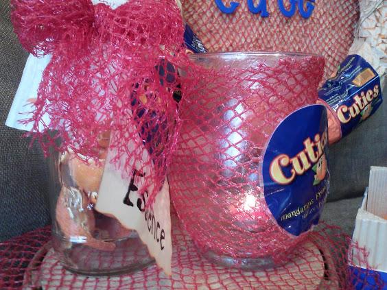 cuties pop art glass votive
