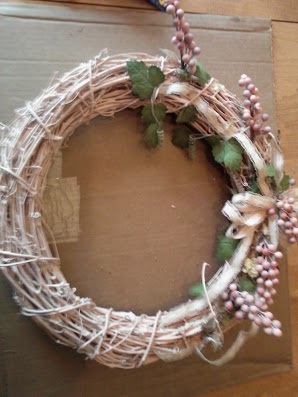 outdate wreath
