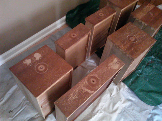 Drawer-fronts