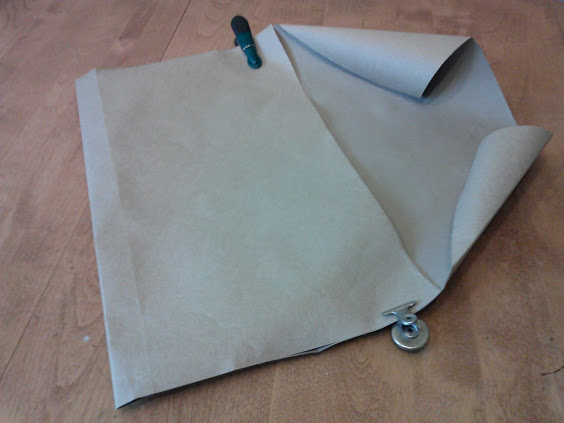 fold-paper-roll