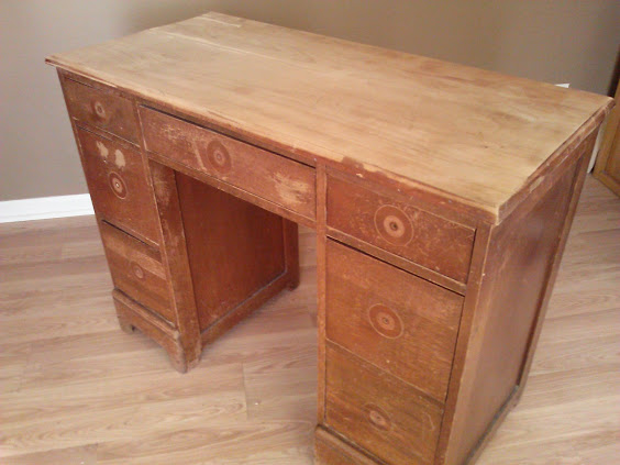 salvaged-wood-desk