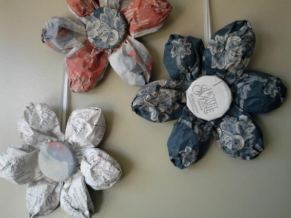 How-to-make-a-paper-and-wire-flower
