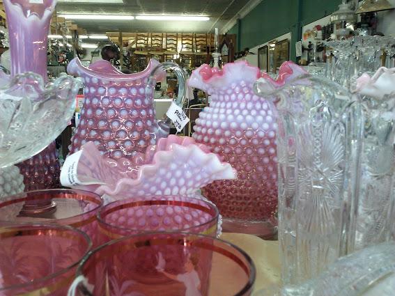 collectible-glassware-hazel-kentucky