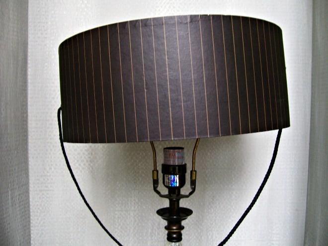 hat box lamp shade TEST Size