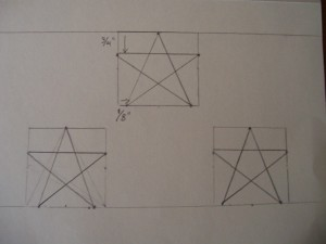 make star template