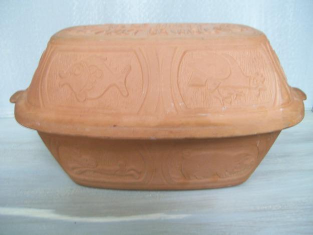Clay pot roaster original