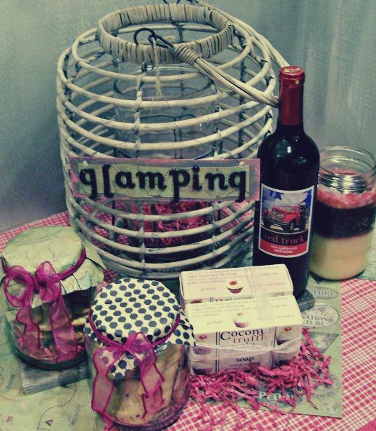 glamping gift basket ideas-StowandTellU