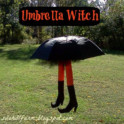 Umbrella Witch -Silo Hill Farms