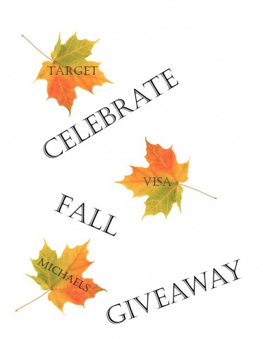Celebrate Fall One More Time Giveaway