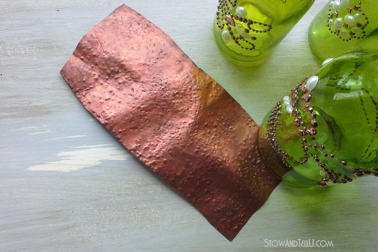 create-faux-metallic-hammered-look-with-soda-can