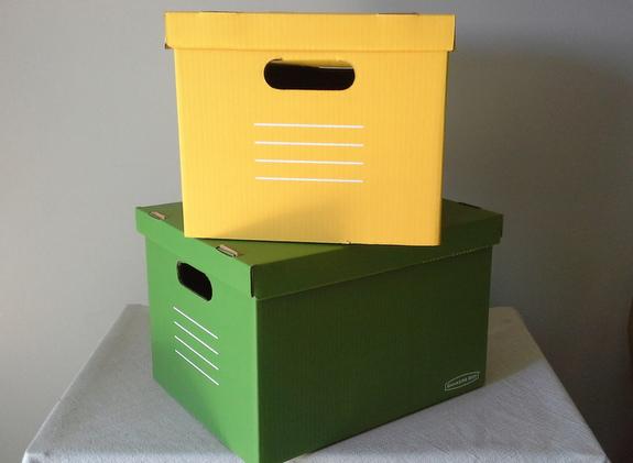 card-board-filing-box