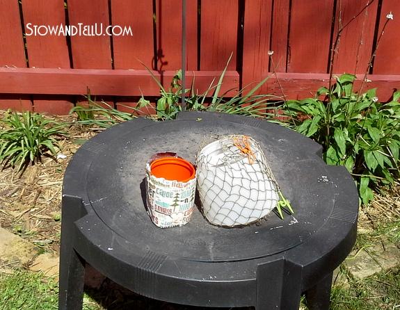 decorate-camping-lantern-fish-netting