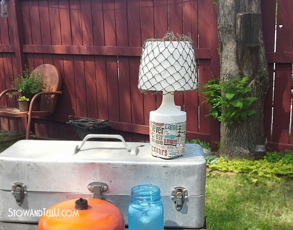 decorated-camping-lamp