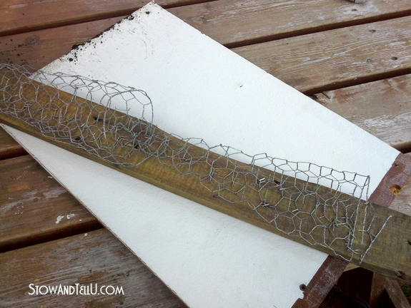 make-tiered-chicken-wire-planter