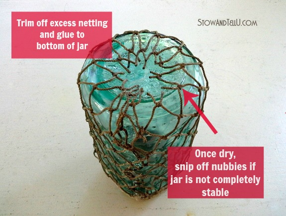 trim-excess-netting