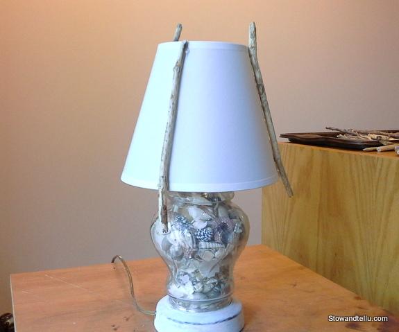 step-one-twig-lamp